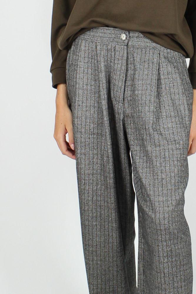 pantalone doppia pinces ampio dep 3
