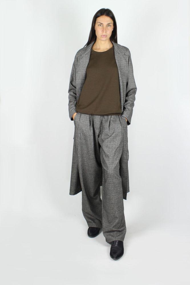 pantalone doppia pinces ampio dep 4