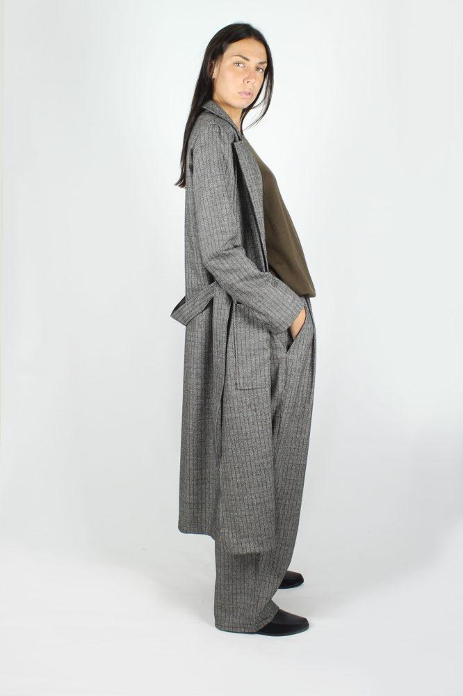 pantalone doppia pinces ampio dep 5