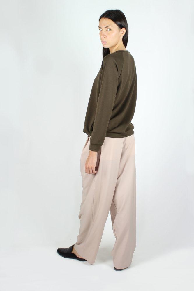 pantalone doppia pinces taglio maschile dep 4